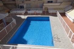 Квартира с одной спальней, с гаражом, в 100 метрах от пляжа Los locos 42.000 €